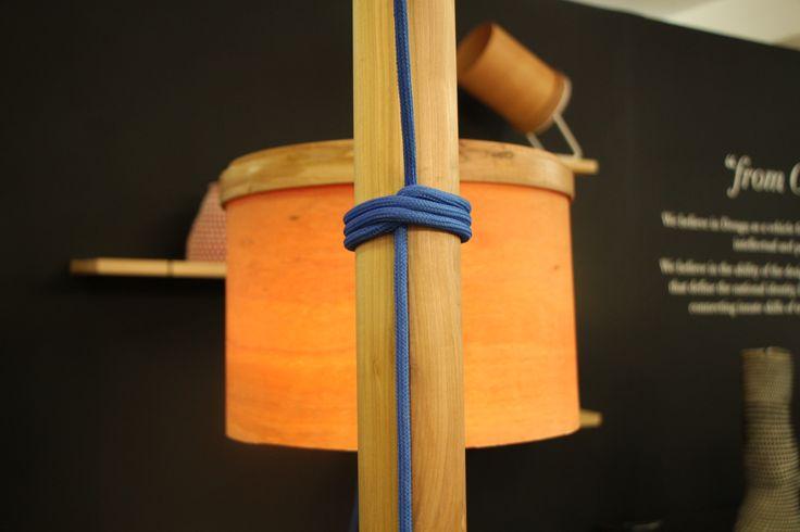 Arturo floor lamp  by NUEVE design studio - http://nuevedesignstudio.com/