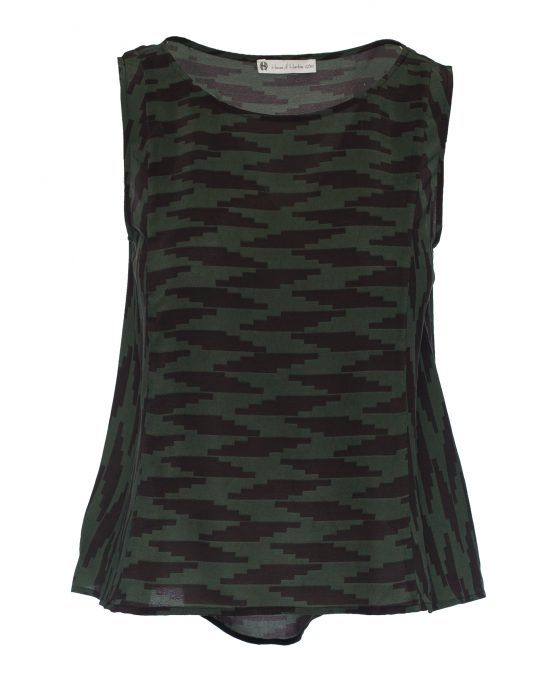 house-of-harlow-1960-army-green-tank-top