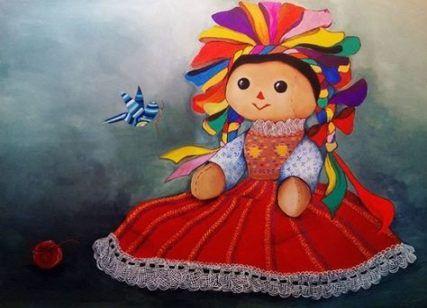 27+ trendy art mexicano oleo
