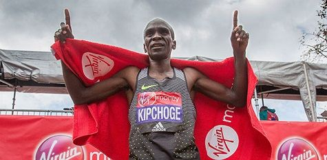 RunnersWeb    Athletics: Olympic Champion Eliud Kipchoge To Run The 2018 Virgin Money London Marathon