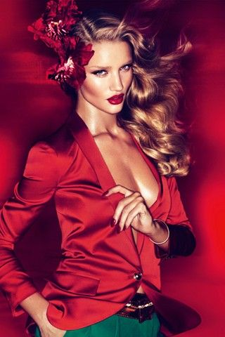 SATINY The Victoria's Secret Angels are some of the world's most beautiful women, so it's no surprise that when they're not donning their wings, they can often be spotted on the pages of British Vogue.Whet...