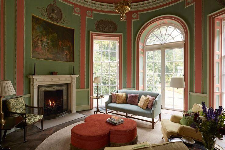 Sibyl Colefax & John Fowler Interior Design and Decoration ...