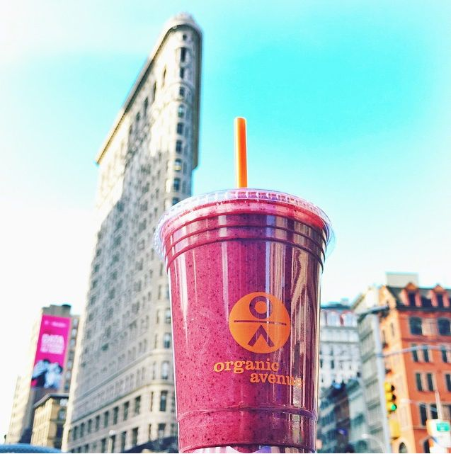 10 of the best smoothie bars in New York