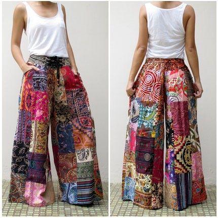 Gypsy pants ♥♥♥♥