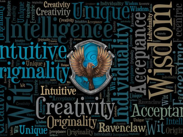 I got: Ravenclaw! Hogwarts House Sorting Quiz (Pottermore Version)
