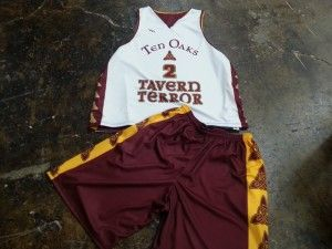 shop Maroon and Gold Basketball Uniforms