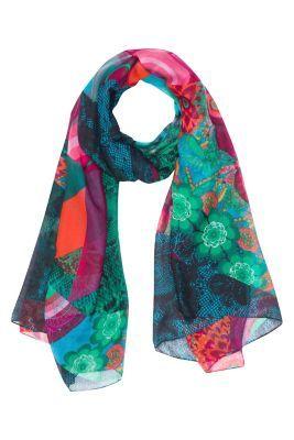 Twyggys rectangular foulard from the new Why