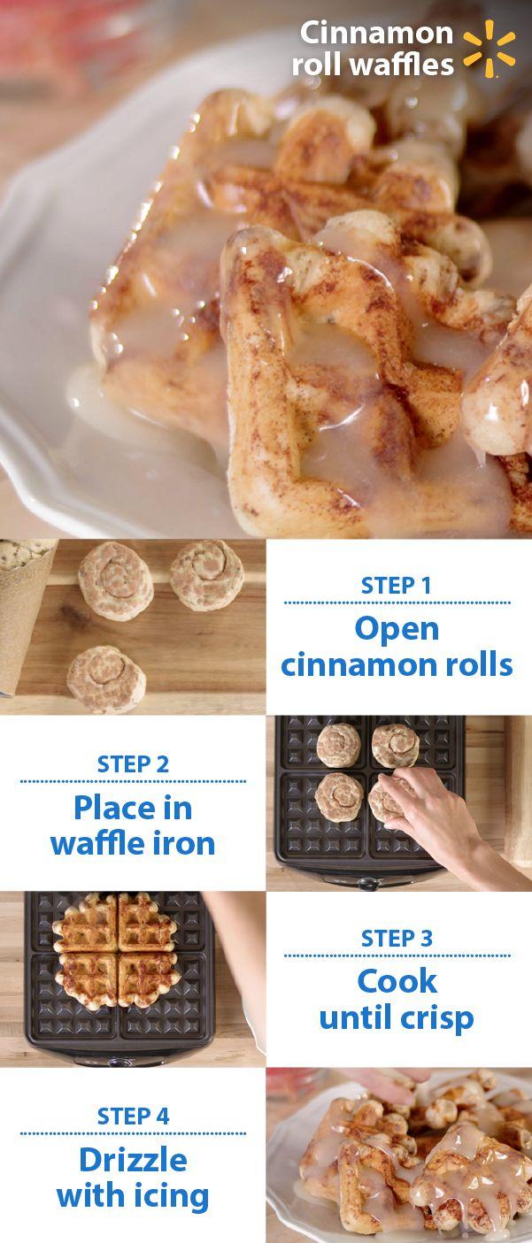 ... cinnamon roll dough cinnamon roll waffles cinnamon rolls roll on