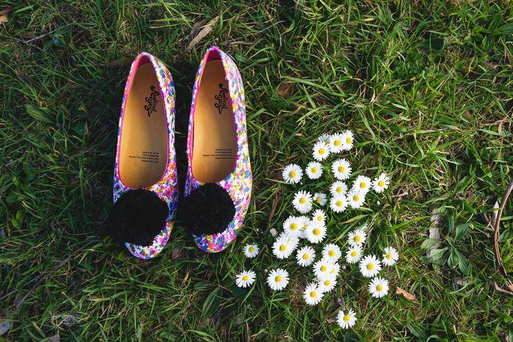 Radical Yes, Double Wonder, Pony Paint splash pom pom shoe
