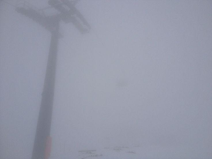 Che nebbia!!