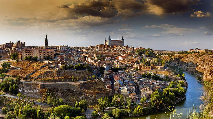 """The main attractions are the Military Museum and the Cathedral, however wandering around is an experience by itself, the old city is a maze of small streets, narrow alleys, plazas, churches and in every corner a store selling medieval weapons or their culinary specialty, Toledo's famous marzipans. The city is less than an hour away making it a """"must see"""" place if you are traveling to Spain."""