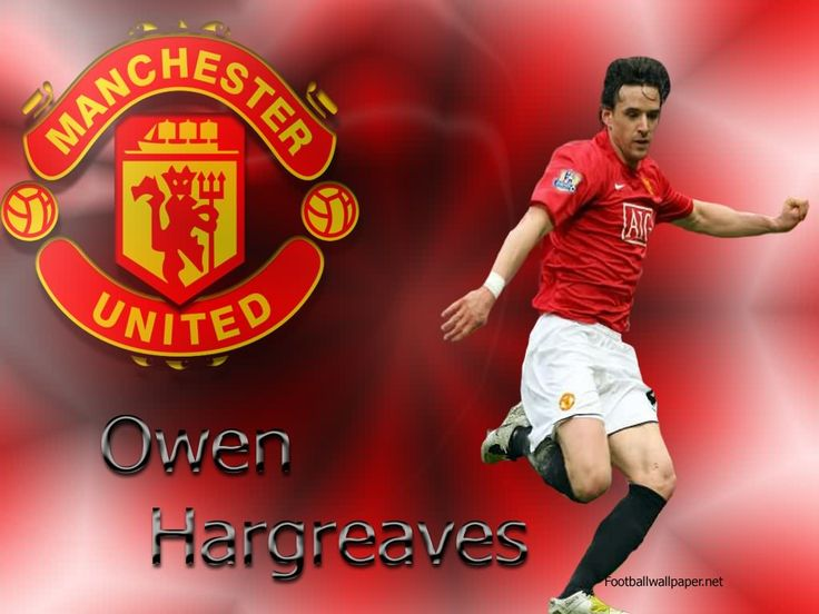 owen hargreaves Wallpapers Manchester United Wallpapers owen