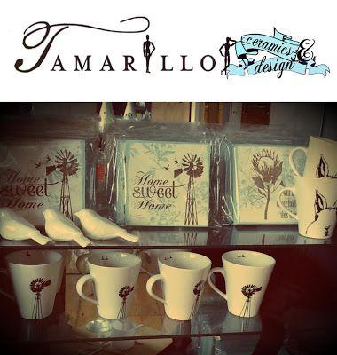 Tamarillo Ceramics and design