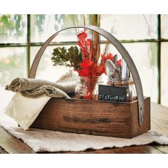 Barrel Ring Basket