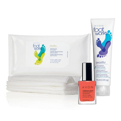 Need a pedicure before hitting the beach? try this bundle for fresh, revived looking feet. http://www.interavon.ca/elisabetta.marrachiodo elizabeth.marra-chiodo@rogers.com