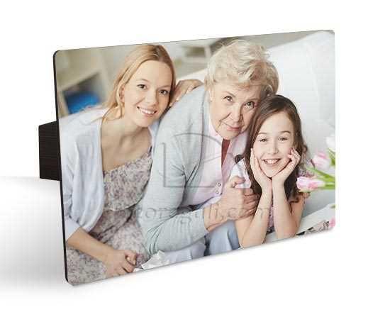 stampa immagini su cornice personalizzata