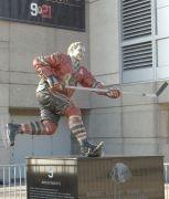 Bobby Hull, United Center, Chicago