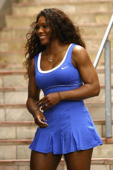 17-Time SLAM Champion Serena Williams