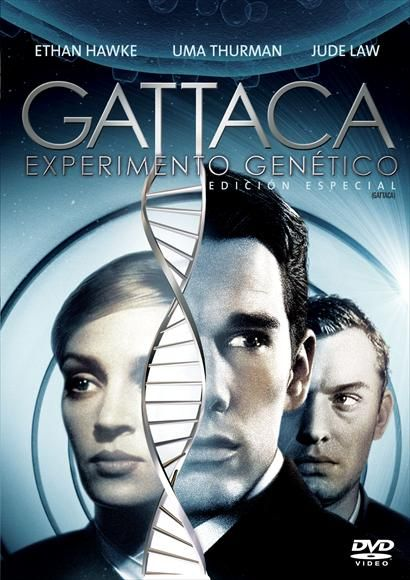 """Gattaca"" > 1997 > Directed by: Andrew Niccol > Drama / Romance / Sci-Fi / Psychological Sci-Fi / Tech Noir"
