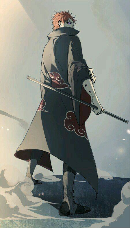 Pain, Yahiko | Naruto Shippuden