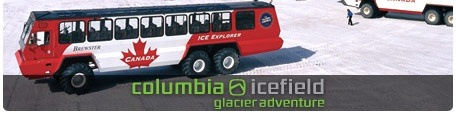 Brewster Travel, Ice Exporer (as seen on the Bachelor), Gondola Ride, Ice Fields, Lake Louise