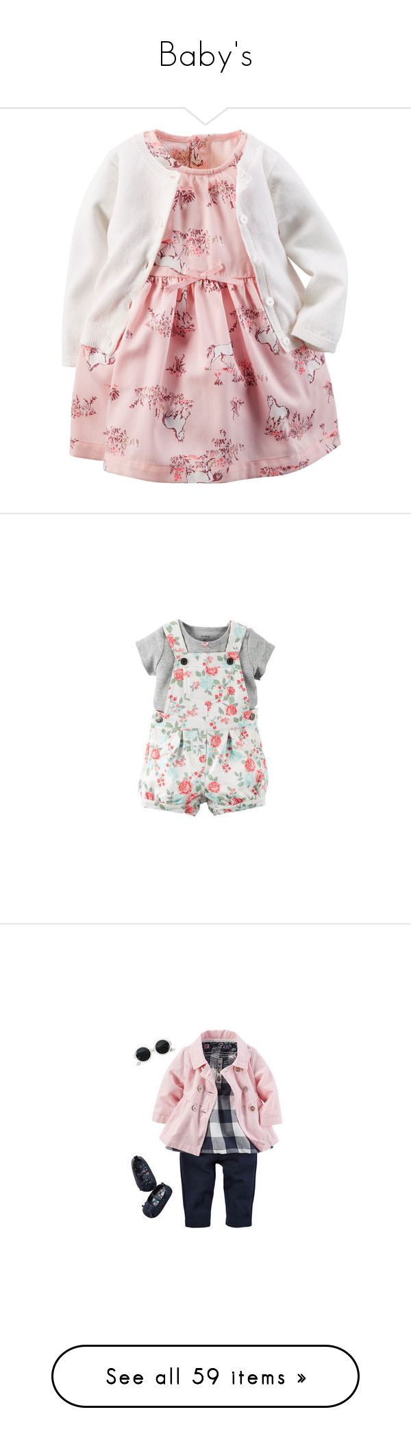 """Baby's"" by dorastyles-clxiv ❤ liked on Polyvore featuring Baby, baby, baby girl, baby girl clothes, dresses, navy stripe dress, striped dresses, navy blue striped dress, navy dresses and retro print dress"