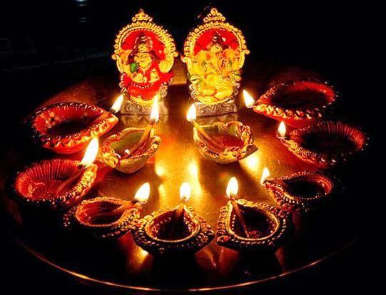 Lakshmi Ganesha Puja mantra for the day of Diwali...