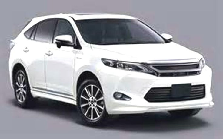 2016 Cars Info, 2016 Toyota Harrier, 2016 Toyota Harrier Realese Date, 2016 Toyota Harrier Review