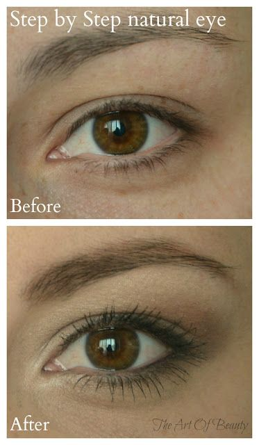 Pretty~Natural Eye Make Up: How To!