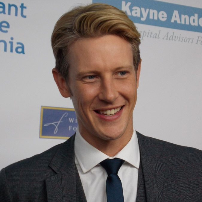 Gabriel Mann Attends The Covenant House California 2013 Gala And Awards Dinner