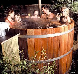 Learn How to Build Your Own DIY Wood-Fired Hot Tub - Off Grid Survival