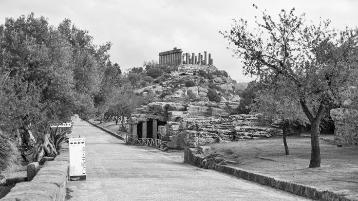 Dans la Vallée des Temples, vous pourrez admirer certains des temples Grecs les mieux conservés du monde.