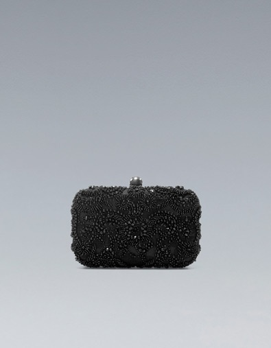 EMBROIDERED PARTY BOX BAG - Evening - Handbags - Woman - ZARA United States