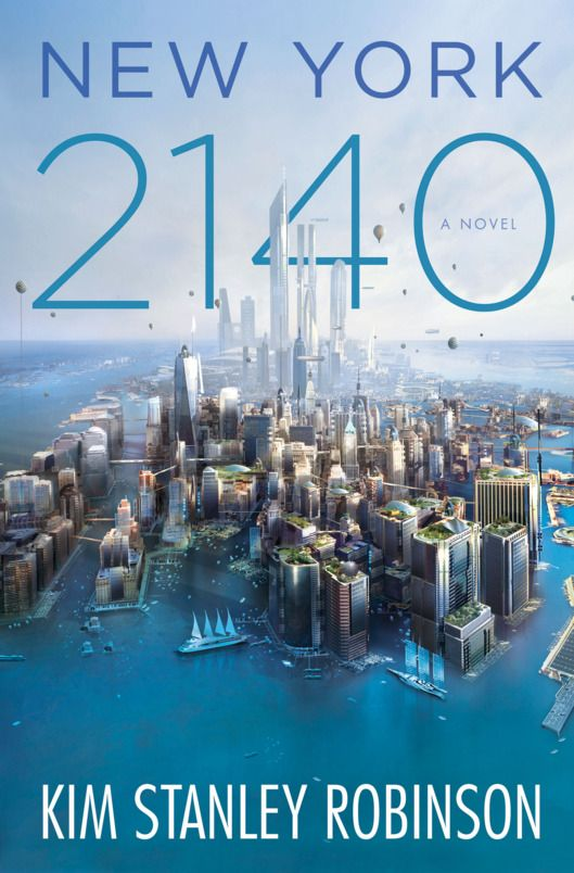 New York 2140 is the sci-fi legend's look at life in the city after cataclysmic…