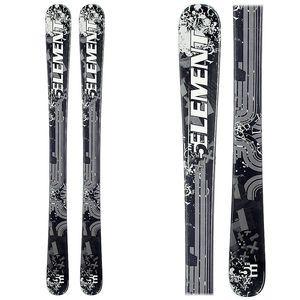 5th Element TXT Kids Skis
