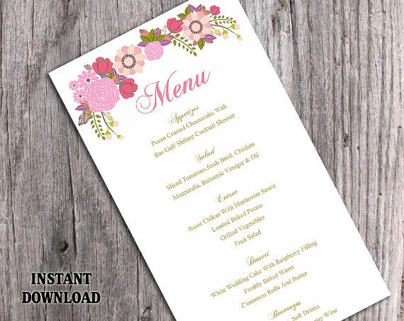 Best 25+ Menu template word ideas on Pinterest Poster template - menu template for word