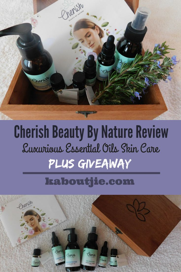 Cherish Beauty By Nature Review - Luxurious Essential Oils Skin Care  I have just had the wonderful opportunity to review Cherish Beauty By Nature's skin care range and I was pleasantly surprised at the positive results I've had in the last week! #sponsored #cherishbeautybynature #skincare #essentialoilsskincare #essentialoils #beautywithoutcruelty #vegan