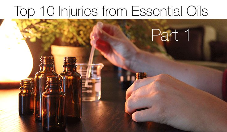 Part 1 of the top 10 injuries from essential oils.   Please read and share. These things happen more often than you realize. Do not let this be you!  http://www.atlanticinstitute.com/