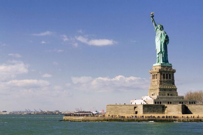 Statue of Liberty Tours | Ferry and Pedestal access included