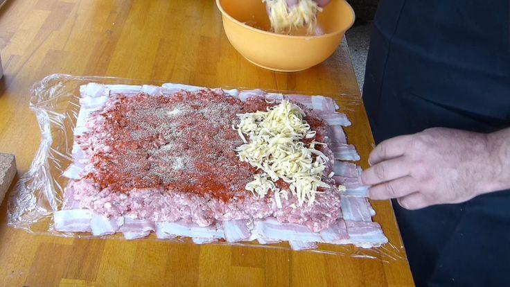 #1 vepřová roláda v slaninové krustě
