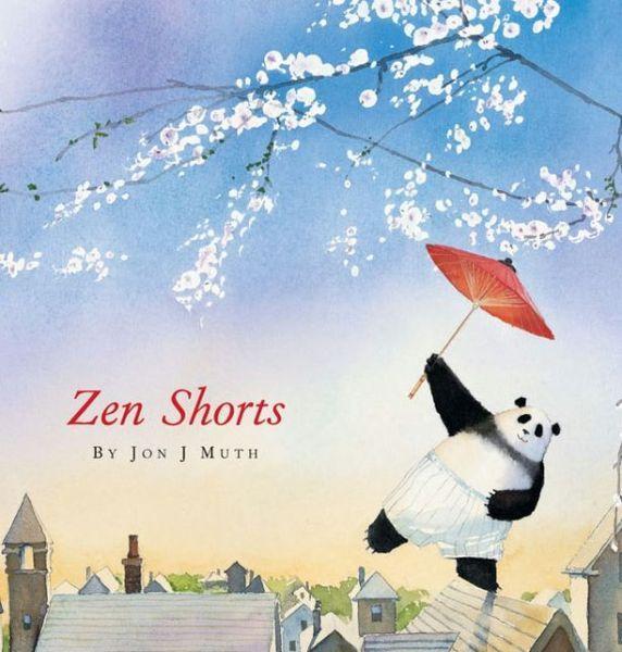 Zen Shorts by Jon. J. Muth #Books #Kids #Zen