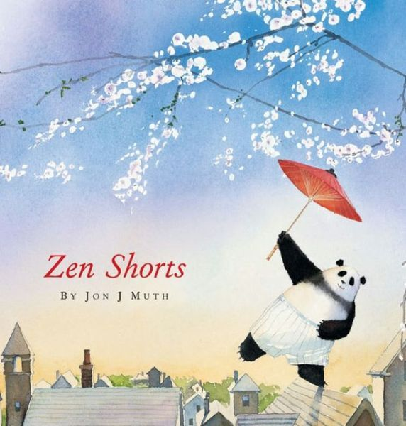 Zen Shorts by Jon. J. Muth #Books #Kids #Zen