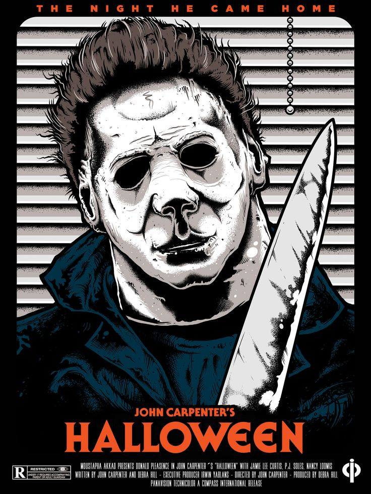 Pin by Jeffrey Sund on Michael myers in 2020 Michael