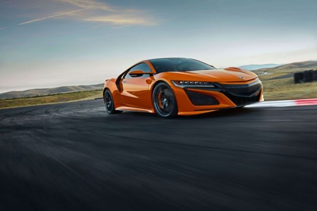 Redesigned 2020 Acura Nsx To Be Launched Next Year Acura Nsx Nsx Acura