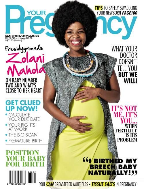 Your Pregnancy | February/March 2016