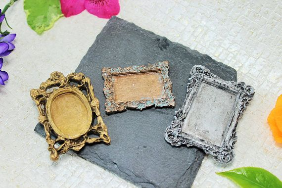 Miniature Frames Place markers Name plates Placard Drawer