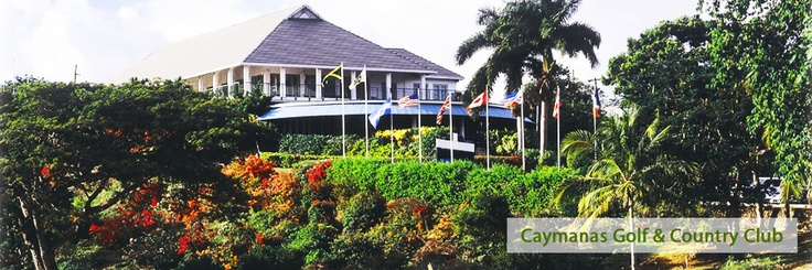 The Caymanas Golf & Country Club in Kingston.