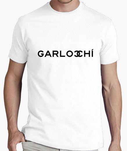 Camiseta Garlochí
