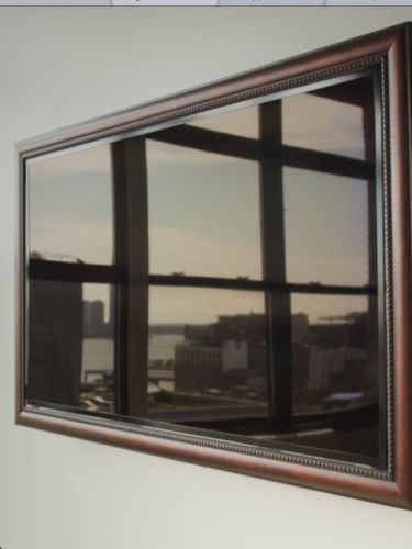 Mirror Tv And Frame Diy Hidden Tv Pinterest Mirror