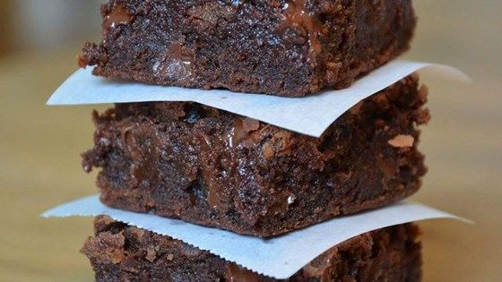 Quick and Easy Fudge Brownies